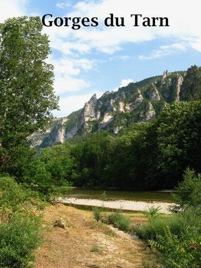 Urlaubsziel Gorges du Tarn: Urlaub in Frankreich mit Wohnmobil, Reisebericht