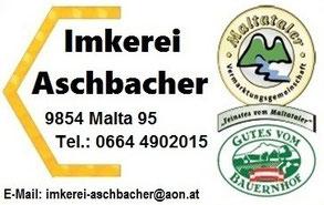 ...zur Homepage der Imkerei Aschbacher