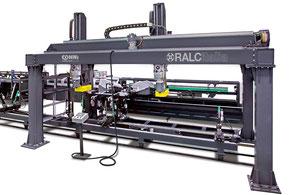 RALC ITALIA - Sistema di impacchettamento