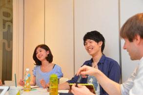 初心者もリラックスして学べる名古屋市中区の英会話教室です。