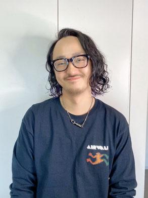 森元 勇太 高石 カット カラー パーマ オージュア 美容室 美容院 泉大津 鳳
