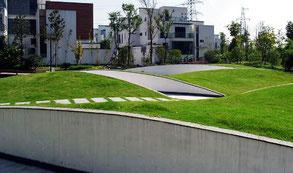 華東地区での住宅開発