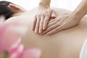 Massage für Schwangere