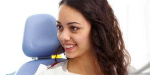 Sie erhalten von uns Tipps zur richtigen Mundpflege und zur zahngesunden Ernährung.