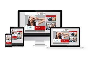 Webdesign: jur. Fachverlag Bodak GmbH