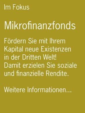 Mikrofinanzfonds