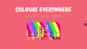 COLOURS EVERYWERE