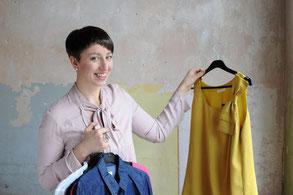 Farbberater und Stilberater in Berlin, Sophie Krüger