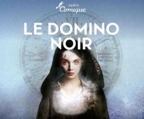 """Assistant Chorégraphe """"Le Domino Noir"""" de Christian Hecq & Valérie Lesort"""