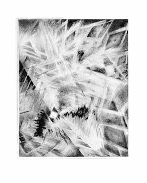 Matthias-Wyss-Kupferstich-Kaltnadel-Copper-Engraving-Drypoint-Cycle-2008–2009-Printing-Plate-20X25-Cm-N°20
