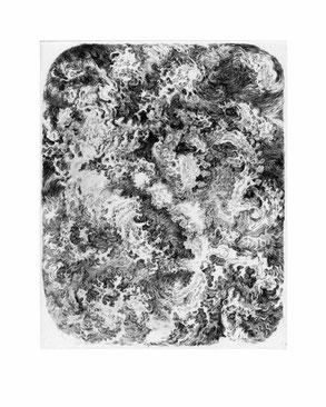 Matthias-Wyss-Kupferstich-Kaltnadel-Copper-Engraving-Drypoint-Cycle-2008–2009-Printing-Plate-20X25-Cm-N°9