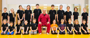 Kindertraining, Kinder Kungfu in Sankt Pölten