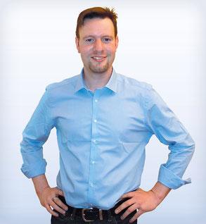 Sven Dolder, Geschäftsführer der Donau Hausbetreuung