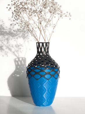 Thumbnail-Link for project: Parametric grasshopper vase