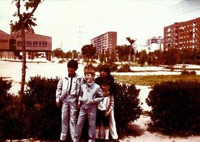 Calle Carballino 1982
