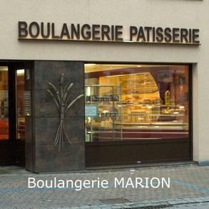 Boulangerie Marion Saint Amarin