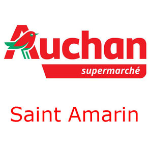 Auchan Supermarché Saint Amarin