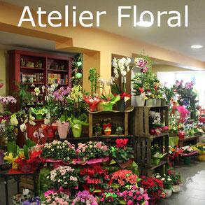 Atelier Floral Saint Amarin