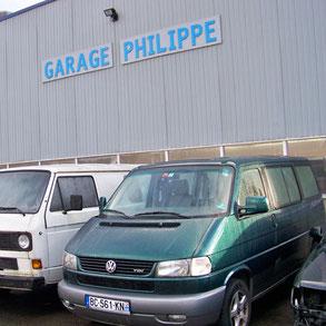 Garage Philippe Malmerspach Alsace
