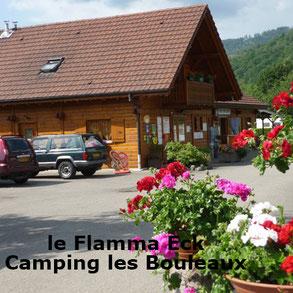 Camping des bouleaux Ranspach Alsace