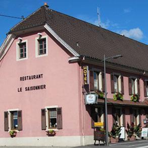 Le Saisonnier Fellering Alsace