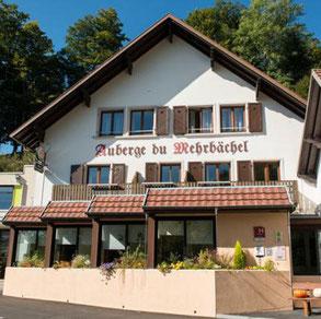 Auberge du Mehrbachel Saint Amarin Alsace