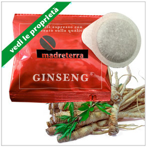 cialde ese 44 mm madreterra ginseng