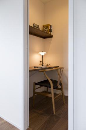 ハコイエの書斎の画像