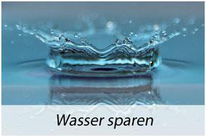 7 Einfach Tipps zum Wasser und dabei Kosten sparen