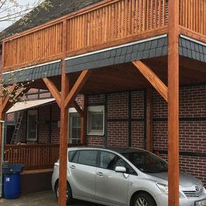 Haus mit Carport oder Garage - Bodenwerder - Hildesheim - Höxter - Auch frei geplante  Wohnblockhäuser mit Carport - Hannover