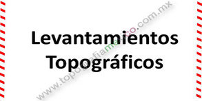 topografia mexico levantamiento topografico