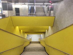 U-Bahn Station Appellhofplatz, Köln