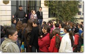 Syrienhilfe der Franziskaner 2