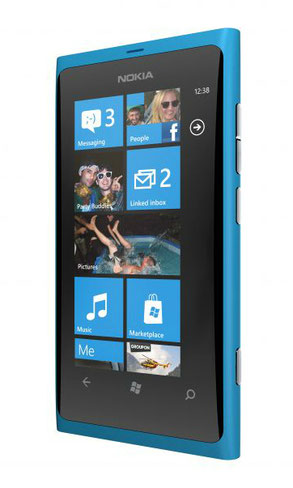 LUMIA 800 BY NOKIA, European Consumers Choice,