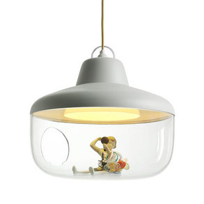 favoutite things pendant lamp by CHEN KARLSSON, European Consumers Choice