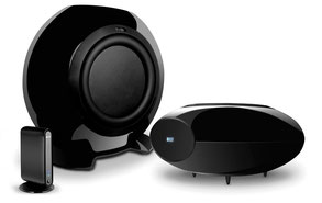 HTB SUBWOOFER BY KEF, European Consumers Choice,