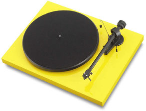 DEBUT III TURNTABLE by Pro-ject, European Consumers Choice,