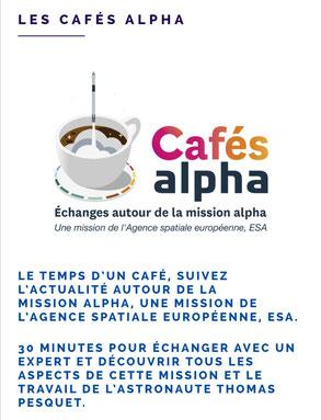 café Alpha Cité de l'espace Toulouse  astronomie Mission Alpha Thomas Pesquet Marche vers la Lune sciences astronomie expériences école classe cycle 2 cycle 3 collège lycée