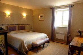 chambre Bourgogne 70€ 2 personnes, 55€ 1 personne