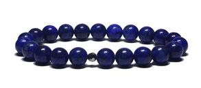 bracelet homme bleu marine