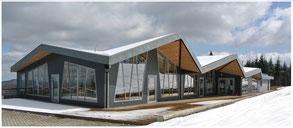 Restaurant - station de ski Schnepfenried