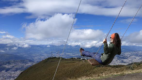 Le Rucu Pinchincha à Quito