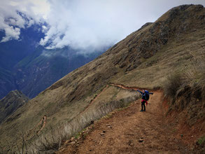Trek Choquequirao, Pérou