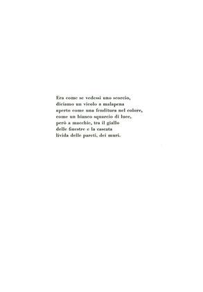 testo composto e stampato tipograficamente a mano