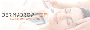 【NEW!!】非接触型美容施術機:DermaDropTDA