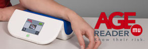 終末糖化産物物測定器:AGE READER