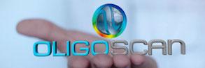 ミネラル有害金属測定:OligoScan