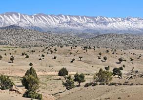 Geländewagenreise Marokko, Hoher Atlas