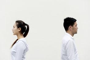 Trennungsberatung und Scheidungsberatung in Beratungspraxis family first Berlin Pankow - Trennungsschmerz - Liebeskummer - Abschied nehmen - sich gut trennen können