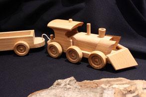 Holzspielwaren Bern - Dampflokomotive